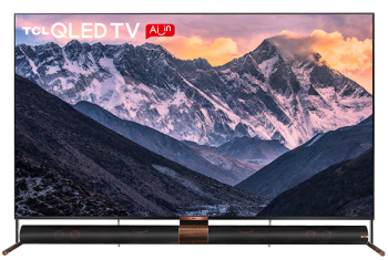 "TCL 85X6US 85"" Premium QLED LED Television"