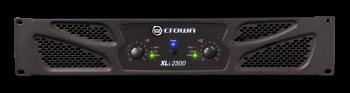 Crown XLi2500 Two-Channel 750W Power Amplifier