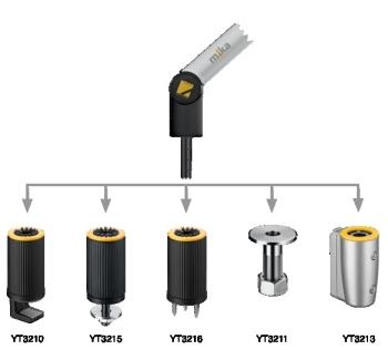 Yellowtec YT3601 Microphone Arm M Black Aluminum