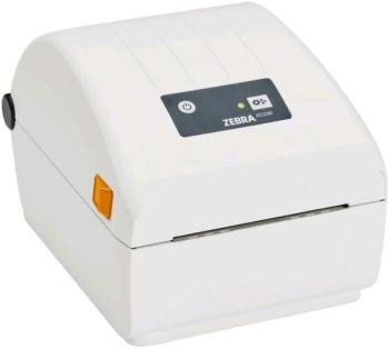 Zebra ZD23W42-D0EC00EZ DT Label Printer White