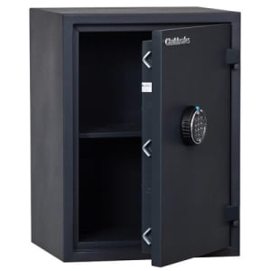 Chubbsafes HomeSafe S2 Size 50E Cash Security safe with Fire Protection