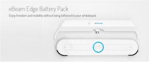 eBeam Edge Battery Pack