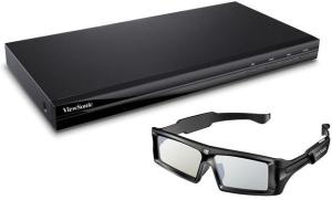 ViewSonic PGD-250 3D Glasses