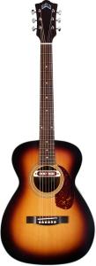 Guild M-240E Troubadour Westerly Collection 6 String Acoustic-Electric Guitar