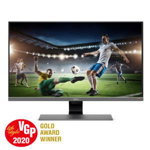 "BenQ EW3270U 31.5"" 4K HDR Gaming Monitor with Eye Care Technology"