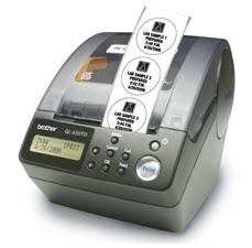 Brother P-Touch QL-650TD Professional Label Printer