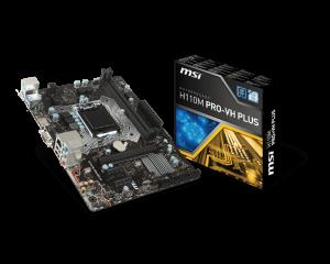 MSI H110M PRO-VH Plus Motherboard