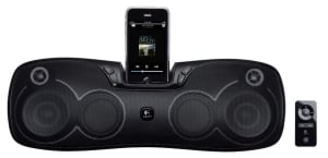 Logitech S715i Portable 30-Pin iPod/iPhone Speaker Dock