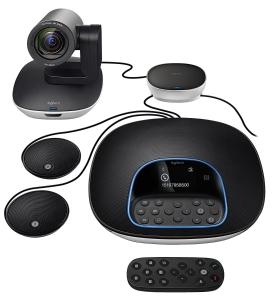 Logitech CC3500E Video Conferencing Bundle with Expansion Mic & 10m Extension Cable
