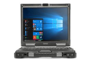 "Getac B300 Fully Rugged Laptop 13.3"" Screen (Intel Core i5, 8GB, 256GB HDD)"