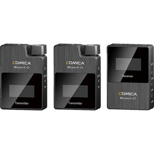 Comica Audio BoomX-D D2 Digital Wireless Microphone System