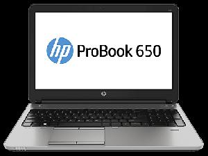"""HP ProBook 650 G1 (K0G26ES) 15.6"""" (Core i7, 500GB, 8GB, Win 7)"""