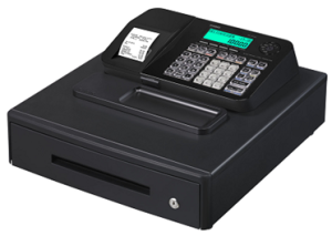 Casio SE-S100SK Cash Register