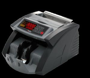 Cassida 5520 UV MG Back Loading Simple Bill Counter Machine
