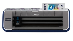 Brother ScanNCut Home and Hobby Fabric Cutter CM110