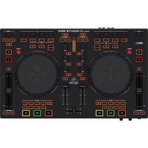 Behringer CMDSTUDIO4A DJ MIDI Controller with 4-Channel Audio Interface