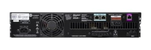 Crown NCDI2X12BL-U-EU 70/100V, 4/8 Ohm 2 Channel Amplifier