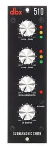 Dbx DBX510 Audio Professional Subharmonic Synthesizer
