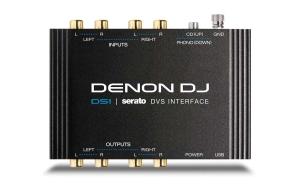 Denon DS-1 Serato Digital Vinyl Audio DJ Interface
