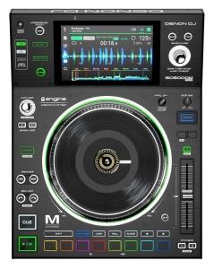 "Denon DJ SC5000M Prime Professional DJ Media Player with 7"" Multi-Touch Display"