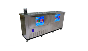 DM-PRO 5.7kw Commercial Ice Lolly Making Machine