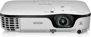 Epson EB-X12 3LCD Projector XGA 2800 Lumens