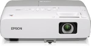 Epson EB-84H 3LCD Projector XGA 2600 Lumens