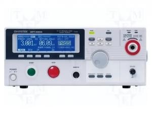 GW INSTEK GPT-9804 Electrical Safety Tester