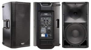 QSC K Series K12 Active Speakers - 1000 Watts