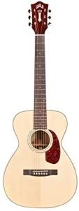 Guild M-140 Concert Acoustic Natural Guitar