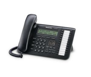 Panasonic KX-NT543X-B 3-Line IP Proprietary Desk Phone