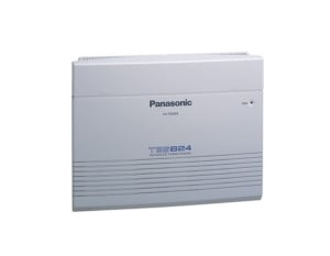 Panasonic Advanced Hybrid PBX System Gold Bundle- Standard Proprietary Phone and Caller ID Card