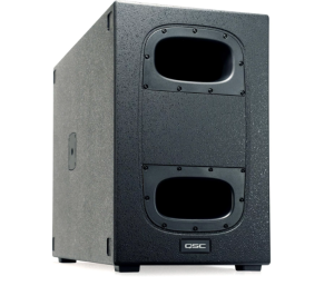 "QSC KS212C 12"" Cardioid Powered Subwoofer"