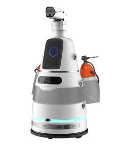 DM Aimbot Indoor Virus Prevention Anti Epidemic Patrol Robot