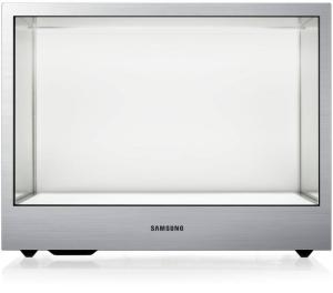 "Samsung NL22B 22"" Transparent Display"