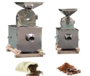 DM Chili Grinder Sugar Cocoa Bean Pin Mill Pulverizer Spice Universal Pulverizer Machine