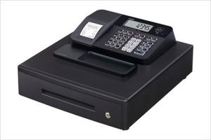 Casio SE-G1M Single Roll Cash Register