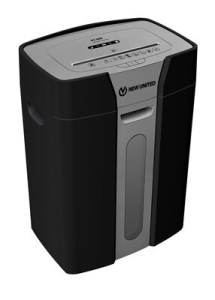 New United Cross Cut Shredder ST-12C
