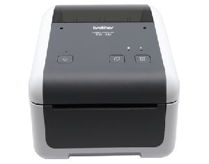 Brother TD-4420DN Direct Thermal Barcode and Label Printer with USB Connectivity