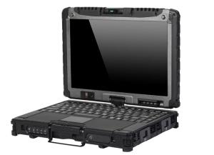 "Getac V200 12.1"" Fully Rugged Convertible Notebook"