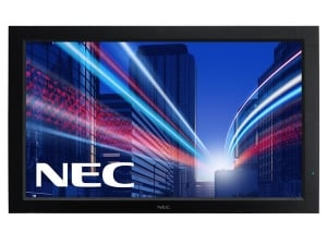"NEC MultiSync 32"" Large Screen Commercial Grade Display"
