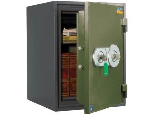 Valberg FRS-49 KL Fire Resistant Safe, 2 Key Locks