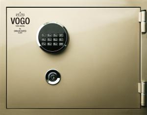 Shinjin VOGO VGF-360 Simple and Modern Fireproof Digital Safe