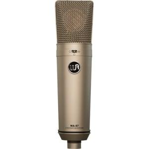 Warm Audio WA-87 Multi-Pattern Condenser Microphone