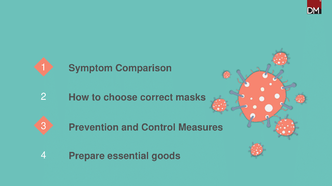 COVID-19 Prevention and Control