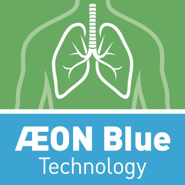Innovative AEON Blue® technology
