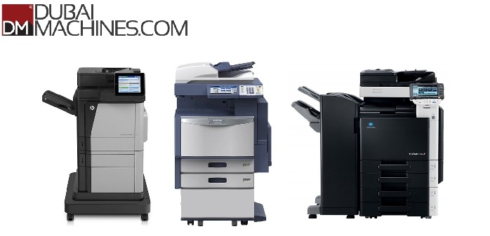 ALL IN ONE HEAVY DUTY MFP / PHOTOCOPIER