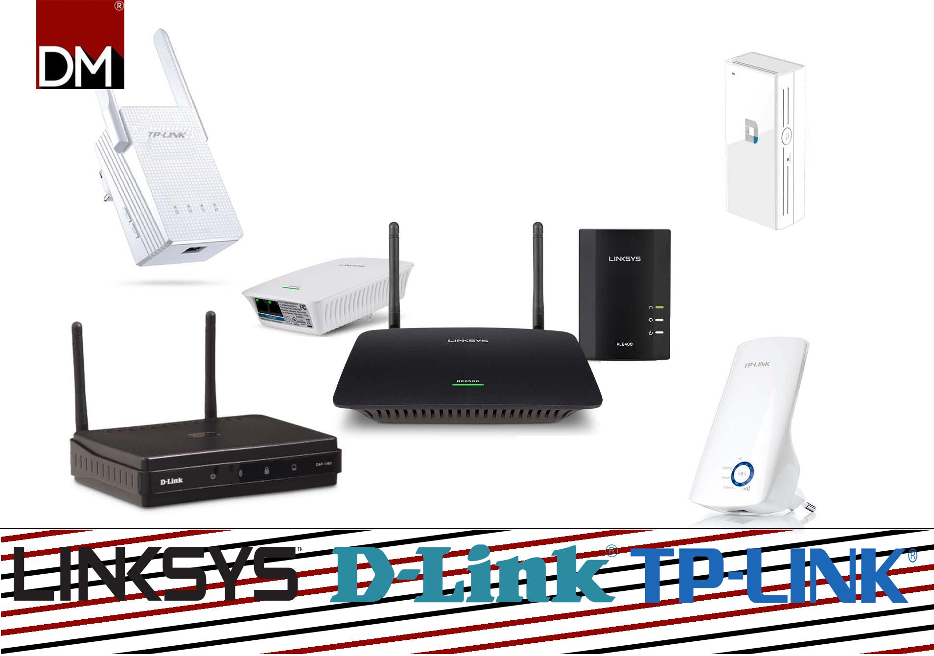 Wireless Extender Landing Page