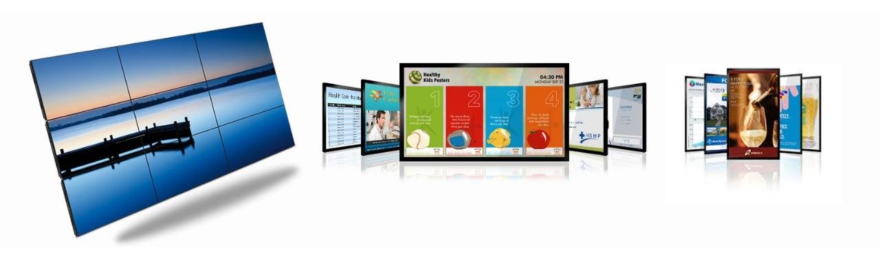 Digital Signages and Video Walls