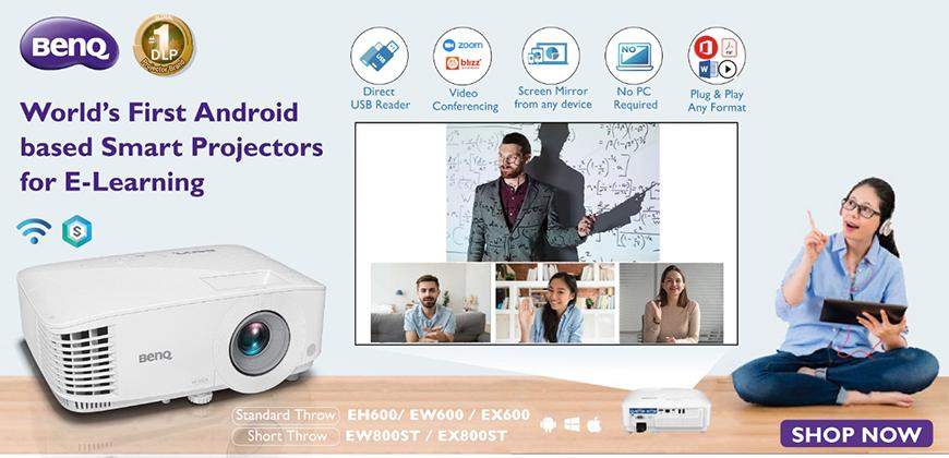 benq smart projector